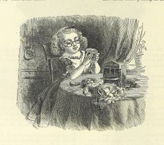Image taken from page 312 of 'Illustrated Poems and Songs for Young People. Edited by Mrs. Sale Barker'
