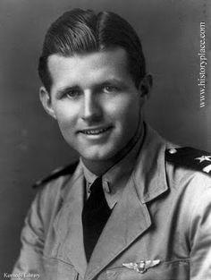 Joe Kennedy Jr., who was killed in WW-II