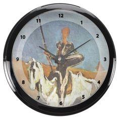 Don Quijote de Daumier