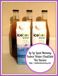 I was provided samples of the products in this review in exchange for my honest opinion. All opinions expressed are my own. Today I am going to be reviewing the products Icebox Water and ChaiElixir tea. I am excited to … Continue reading →
