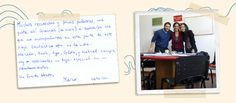 Our students' reviews and some pictures of them with our teachers :)  http://www.elpasajespanish.com/