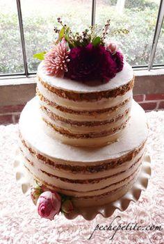 Peche Petite, Atlanta Georgia Wedding Cakes