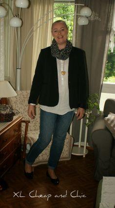 XL Cheap & Chic: Sateisen päivän asu - Rainy day outfit
