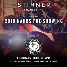 FEB 10, 2018: Pop up Ramen. Proud to announce we will be hosting this fun event for @stinnerframeworks featuring @chefsiao and team working their magic.  Open to the public, doors open at 6pm.