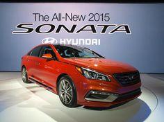 Hyundai Sonata New York 2014 Auto Hyundai, Hyundai Cars, Hyundai Sonata, Hyundai Models, Reliable Cars, Mitsubishi Motors, Auto Motor Sport, Suv Trucks, Hyundai Accent