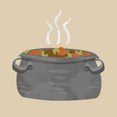 Soup Clip Art Watercolor Texture, Winter Theme, Soup, Clip Art, Dinner, Instagram Posts, Dining, Food Dinners, Soups
