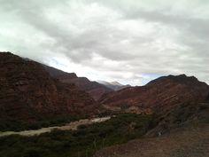Reserva Quebrada de las Conchas , Salta ,Argetina