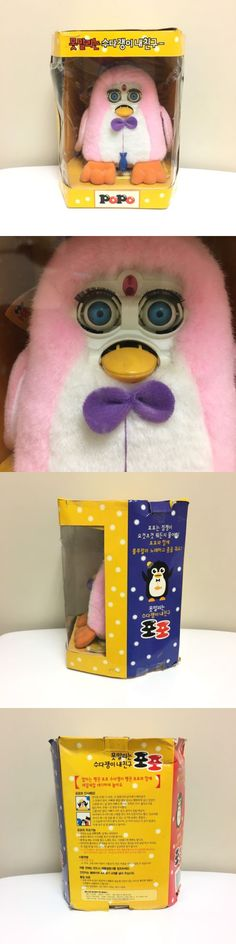 Furby 1083: Pink Popo Penguin Furby Fake Clone Knockoff 2005 2006 Kawaii Talking Toy Robot -> BUY IT NOW ONLY: $180 on eBay!