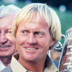 American golfer Jack Nicklaus won six Masters Tournaments among his 18 career major championships—both professional records. Famous Golfers, Funny Numbers, Golf Tips Driving, Masters Tournament, Golden Bear, Men Quotes Funny, Golf Practice, Jack Nicklaus, Steve Harvey