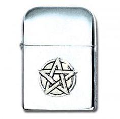 Pentagram Petrol Lighter