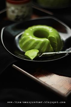 My life, my love, my food: Matcha Green Tea Pudding