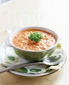 Ranskalainen tomaattikeitto | Keitot | Pirkka