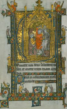 Living by the Book: Monks, Nuns and Their Manuscripts, The Book of Hours, France, 14th Century