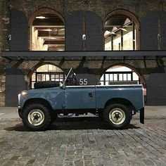 Land Rover 88 Serie III without top. Landrover Defender, Defender 90, Land Rovers, Land Rover Serie 3, Offroad, Beach Cars, Range Rover Classic, Vintage Sports Cars, Off Road Adventure