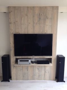 >>Want to know more about 60 inch tv wall mount. Click the link to find out more~~~~~~ The web presence is worth checking out. Tv Wall Design, Tv Unit Design, Living Room Tv, Home And Living, Deco Tv, Tv Wall Decor, Entertainment Wall, Home Cinemas, Wall Mounted Tv