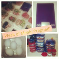 My meal prepping FAQ's.