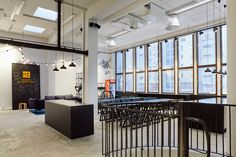 """Zalando, a tech company in Helsinki, hired Interior Architects Fyra for new offices that have been dubbed """"the coolest tech hub in Helsinki."""""""