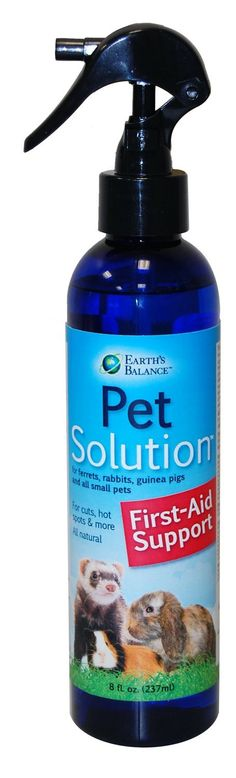 Earth's Balance Pet Solution * For more information, visit image link. (This is an affiliate link and I receive a commission for the sales)