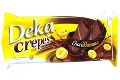 Deka Crepes (ChocoBanana) - 3.88oz