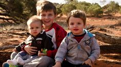 Jenna & her husband Clayton have recently found out their three boys Charlie, Hayden & Lockie have Duchenne's Muscular Dystrophy. We are raising funds to help them as the boys muscles deteriorate, leaving them wheelchair bound before their teens & with a life expectancy of 30 years.