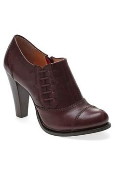 Buy Berry Leather Shoe Boots from the Next UK online shop