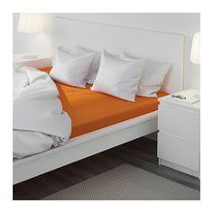 DVALA Fitted sheet - 180x200 cm - IKEA