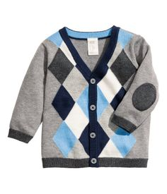 So cute!  It even has little elbow patches!| H&M US