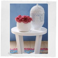 Flowers for Valentine's Day, Pfister Flowers For Valentines Day, Be My Valentine, Blue And White, Table, Pink, Home Decor, Styling Tips, Blue, Colors