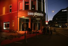 the plaza - first festival cinema Festival Cinema, Zurich, Filmmaking, Bar, Cinema
