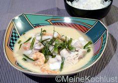 Meine Kochlust: Fischcurry mit Bohnen