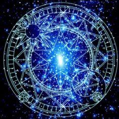 Holy spark of light – Sacred Geometry Spell Circle, Magic Symbols, Magic Circle, Fantasy Weapons, Magic Art, Flower Of Life, Galaxy Wallpaper, Fractal Art, Sacred Geometry