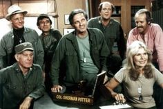 MASH - still watch the reruns....still makes me laugh (and cry)...