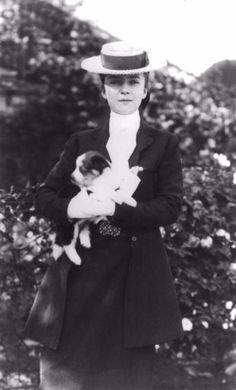 The Beauty of Alice Lee Roosevelt at the age of 20