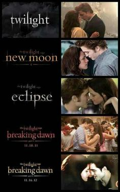 Twilight New Moon Eclipse Breaking Dawn