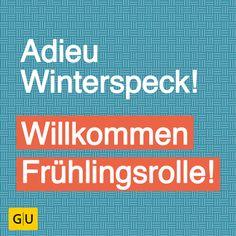 Adieu Winterspeck