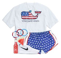 happy fourth🇺🇸 Cute Lazy Outfits, Teenage Outfits, Cute Outfits For School, Sporty Outfits, Teen Fashion Outfits, Athletic Outfits, Simple Outfits, Outfits For Teens, Cool Outfits