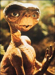 I fangirl over E.T. You could only understand why if you've seen the movie...
