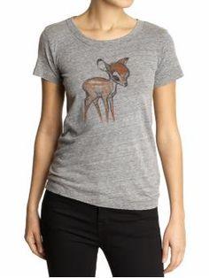 Thistle Bambi Tee $68.99. Too cute not to hurt.