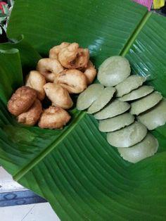 Spinach idlis and Medu wadas #Homemade #Lalitha