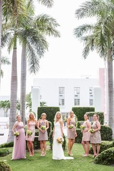 Photography: Jasmine Star - www.jasminestar.com  Read More: http://www.stylemepretty.com/2014/08/25/classic-miami-wedding-with-a-modern-twist/
