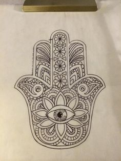 hamsa design - Google Search