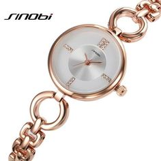 Relojes mujer 2016 Luxury Rose Gold clock female Quartz Women Watches  – Save Major