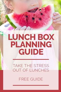 Healthy lunch and snacks for kids. Do you stress out over packing a healthy school lunch? Here's a free lunch box planning guide with healthy lunchbox ideas. Healthy Kids, Healthy Snacks, Healthy Living, Healthy Recipes, Health Routine, Healthy School Lunches, Juicing Benefits, Lunchbox Ideas, Natural Health