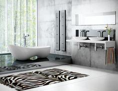 Bathroom Design - Bathroom fixtures from Victoria + Albert | #Bathroom #Interiors #InteriorDesign |