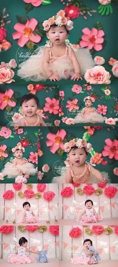 Girly   Floral   Photoshoot Inspiration   Blog   Heidi Hope Photography