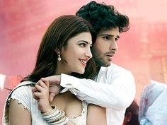 Shruti and I are looking cute together, says Girish Kumar!