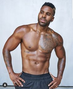 """""""Jason Derulo is hot! Cute Black Guys, Gorgeous Black Men, Handsome Black Men, Beautiful Men, Black Boys, Beautiful People, Smoking Celebrities, Celebrities With Cats, Celebrities Then And Now"""