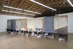 Klara Liden at House of Gaga / Reena Spaulings Fine Art