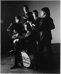 The Syndicate of Sound was an American garage band that existed between 1965 and 1970. Originally from San Jose, California, the band had an edgy style that some critics have considered to be a forerunner of psychedelic rock.