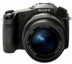 Sony DSC-RX10.CE3 Bridge Expert Appareil photo numérique compact 20,2 Mpix Zoom 8,3x Noir